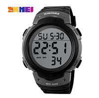 Часы наручные электронные Skmei 1068 Titanum