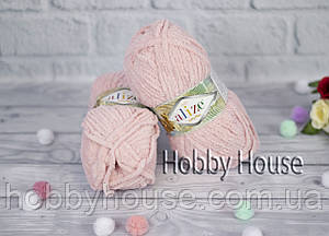 Alize «Softy Plus/Софти плюс» пудровый№161