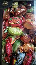 Конфеты (сухофрукты в шоколаде) ассорти ТМ Asal, 100г
