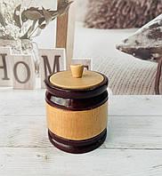 Бочечка для меду, спецій, фото 1