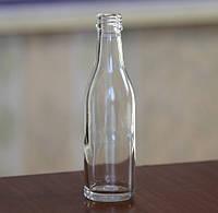 Бутылка стеклянная 0,05 л №4 18*12 40 шт