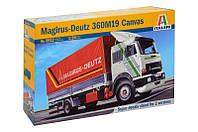 Italeri 1/24 Magirus-Deutz 360M19 Canvas