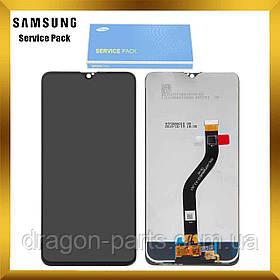Дисплей Samsung A207 Galaxy A20s 2019 с сенсором Без рамки Черный, Красный, Синий оригинал , GH81-17774A БР