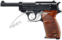 Пістолет пневматичний Umarex Walther P38 Blowback кал. 4.5 мм ВВ