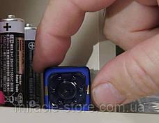 Мини IP экшн камера COP CAM беспроводная камера видеонаблюдения айпи камера, фото 3