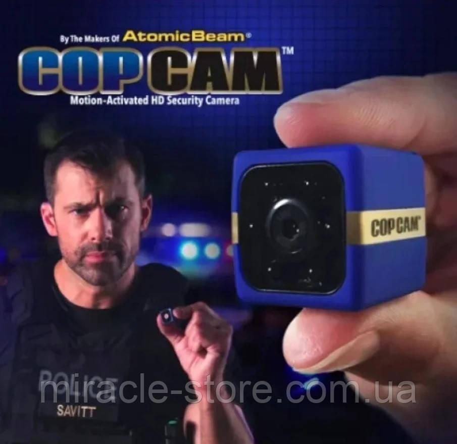 Мини IP экшн камера COP CAM беспроводная камера видеонаблюдения айпи камера