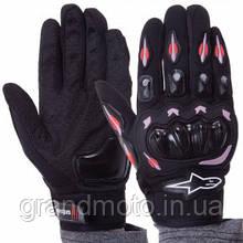 Мотоперчатки текстильні Alpinestars Aero