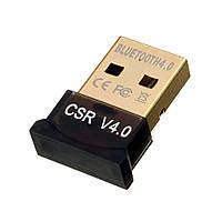 Адаптер USB Bluetooth 4.0 TRY черный новый гарантия 12мес!