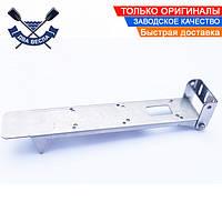 Платформа держатель датчика эхолота StructureScan 3D или HD или Total Skimmer НЕРЖАВЕЙКА струбцина эхолота