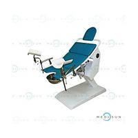 Крісло гінекологічне з електроприводом КГ-3Е Завіт, крісло гінеколога оглядове