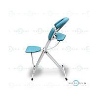 Стул для массажиста (массажное кресло для шейно воротниковой зоны) МС Завет