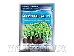 Водорозчине сухе добриво для розсади овочів та квітів, 25г ТМ Майстер-Агро