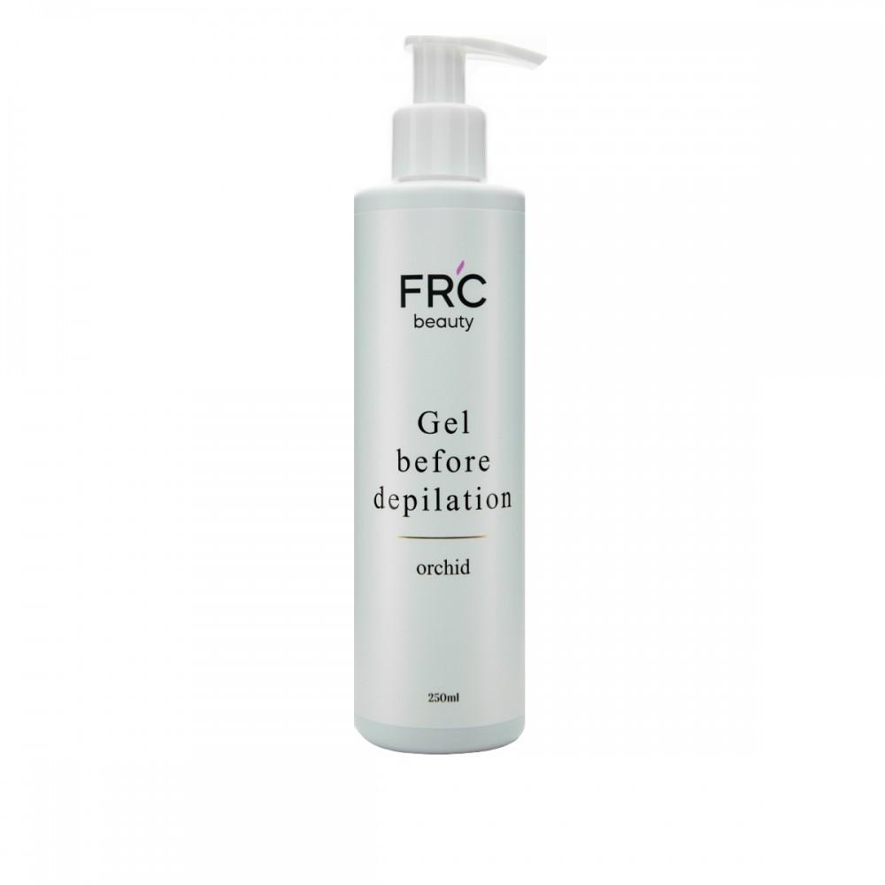 Гель до депіляції FRC Beauty 250 мл (Орхідея)