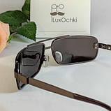 Стильні чоловічі сонцезахисні поляризовані окуляри Ted Browne класика, фото 6