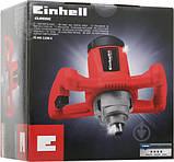 Электрический строительный дрель-миксер для раствора Einhell TC- MX 1200 E 4258545 миксер-мешалка, фото 10