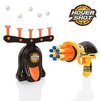 Детская тир игра «Воздушный тир HOVER SHOT» стрельба по парящим шарикам