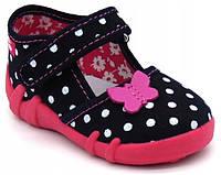 Тапочки  польские  для девочки  Renbut 23 - 15,0 cm, фото 1