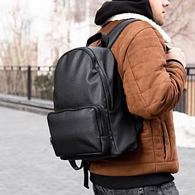 Рюкзак чоловічий міської TRANK зі штучної шкіри
