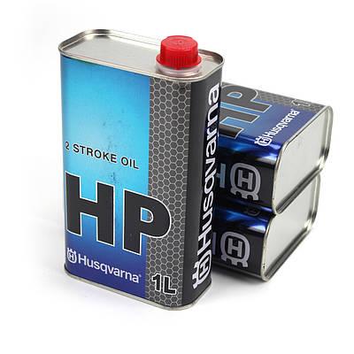 Оригинальное моторное масло Husqvarna HP (1л) для 2-х тактных двигателей