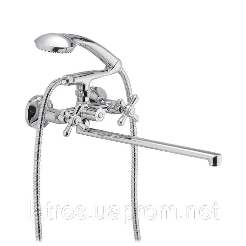 Змішувач для ванни Haiba DOMINOX 140