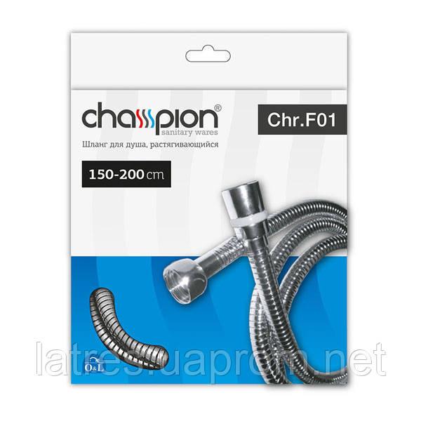 Шланг растяжной CHAMPION ChR F01 (150 см)