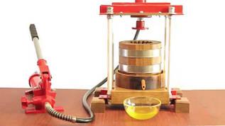 Пресса для масла холодного отжима