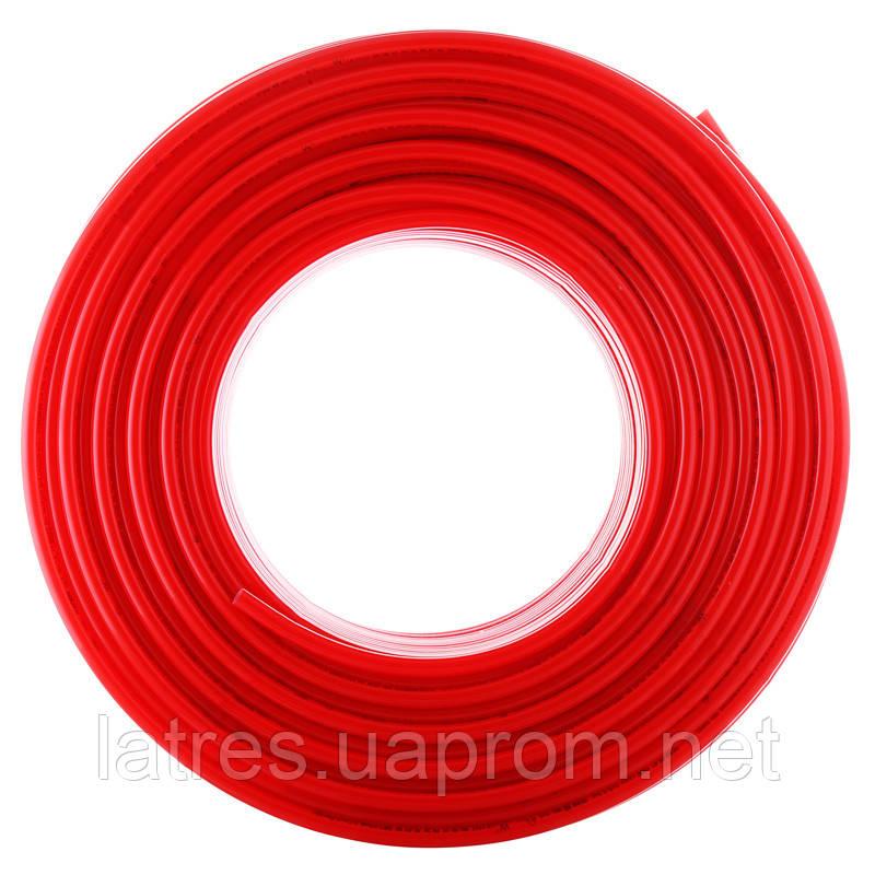 Труба для теплої підлоги з кисневим бар'єром KOER PERT EVOH 16*2,0 (RED) (600 м)