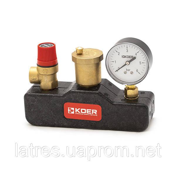 Група безпеки 1 (в термоизоляционном кожусі) KOER 105PT