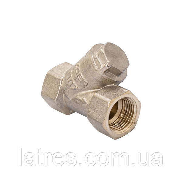 Фільтр грубої очистки 1/2 (нікельовані) KOER F01.N