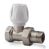 Вентиль радиаторный прямой 1/2-1/2 (KOER 907)
