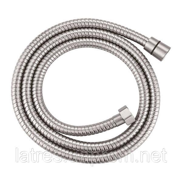 Шланг ZERIX LR70043-200 (200 см) (оплетка нерж. сталь)