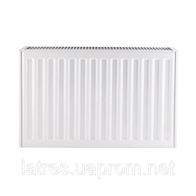 Сталевий радіатор 22-500-900 KOER (нижнє підключення)