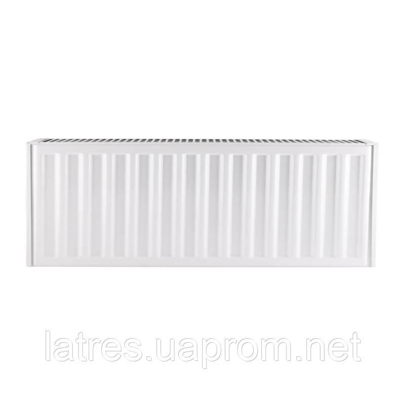 Сталевий радіатор 22-500-2000 KOER (нижнє підключення)