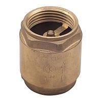 Клапан зворотний СК 1 (латунь)