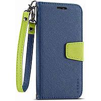 Чехол-книжка Muxma для Asus Zenfone Max Pro M2 ZB631KL Blue