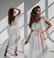 Нарядное женское платье.Размеры:42/44,46/48+Цвета