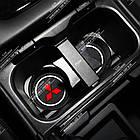 Антиковзаючим килимок в підстаканники Mitsubishi (Мітсубіші), фото 3