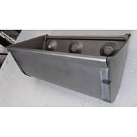 Ковш норийный 280 УКЗ-100 штампованый (4 л.)