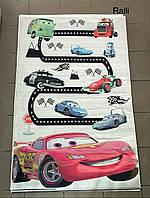 Детский коврик с машинкой, Chilai street racing 140-190. Турция