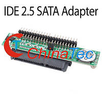 "Адаптер 44Pin IDE на SATA 2.5"" HDD, фото 1"