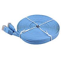 Якісний мережевий кабель CAT6 6 категорії, 50м