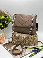 Жіноча сумка на плече 11-20 хакі Жіночі клатчі від Українського виробника купити недорого Одеса 7 км, фото 1