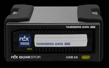 Внешний жесткий диск Tandberg RDX Quik Stor USB 3.0 SDD 500GB 8863-RDS