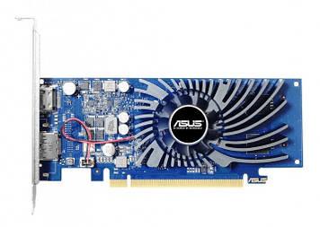 Видеокарта Asus PCI-Ex GeForce GT 1030 Low Profile 2GB GDDR5 (64Bit) (1228/6008) (DisplayPort, HDMI)