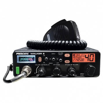 Автомобильная радиостанция President Walker II