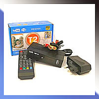 Цифровой тюнер Т2 MG811 ресивер с пультом для кабельного телевидения с WIFI
