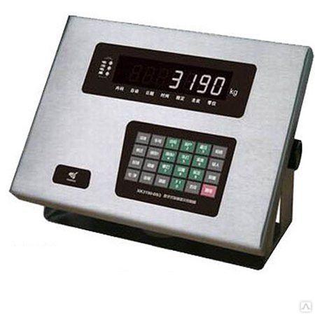 Весовой индикатор Zemic DS3SS нержавеющая сталь