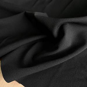 Ткань тиар с начесом черный