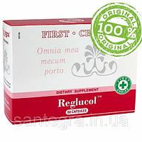 Reglucol™ (60) Хром, Реглюкол при сахарном диабете, фото 1