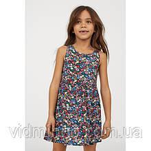 Платье сарафан Цветы H&M на девочку